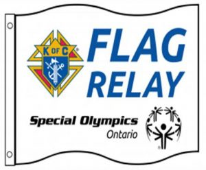 Good news–KOC's Flag Relay/Chili lunch is rescheduled for March 10